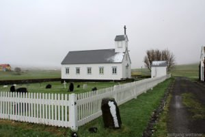 Torfplaggen-Siedlung Grenjaðarstaður, Island