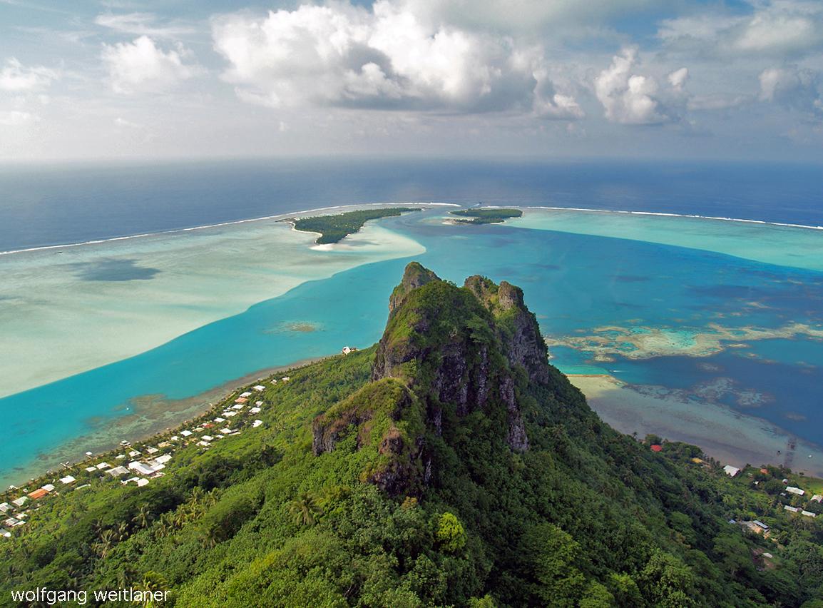 Maupiti, Französisch Polynesien