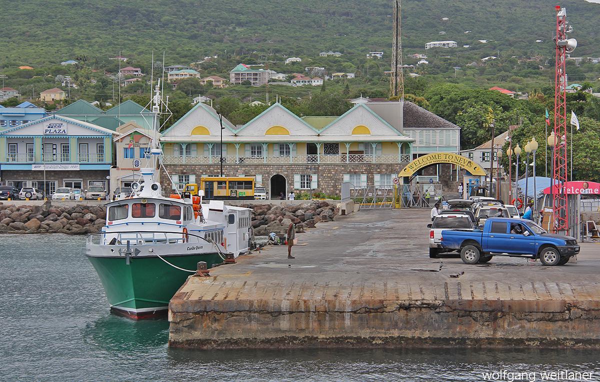 Nevis -Charlestown