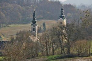 Ostersonntag im Süd-Burgenland, Österreich