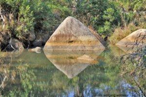 Bach im Mantenga Nature Reserve, Swaziland
