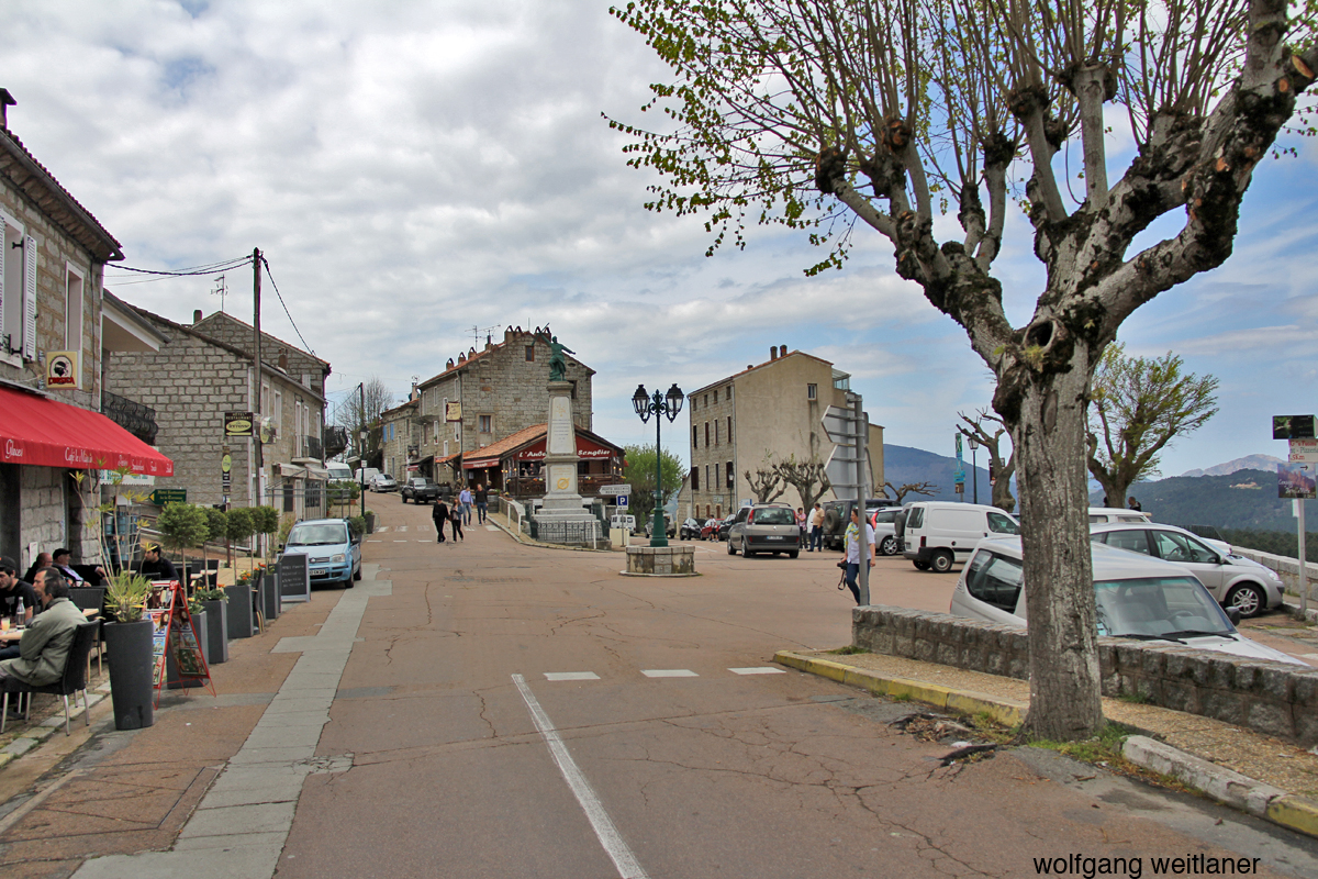Korsika - Zonza