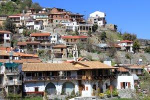 Zwei alte Dörfer erwachen wieder: Panayiotis und Tochni, Zypern
