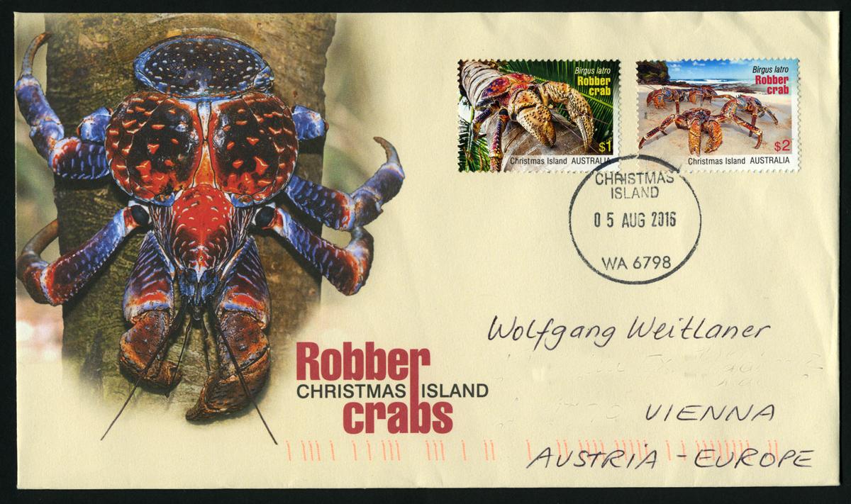 Postoffice-Christmas Island