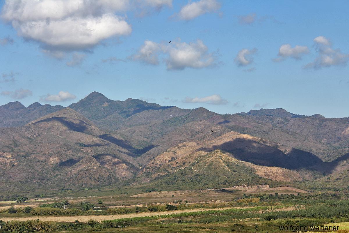 Valle de los ingenios kuba