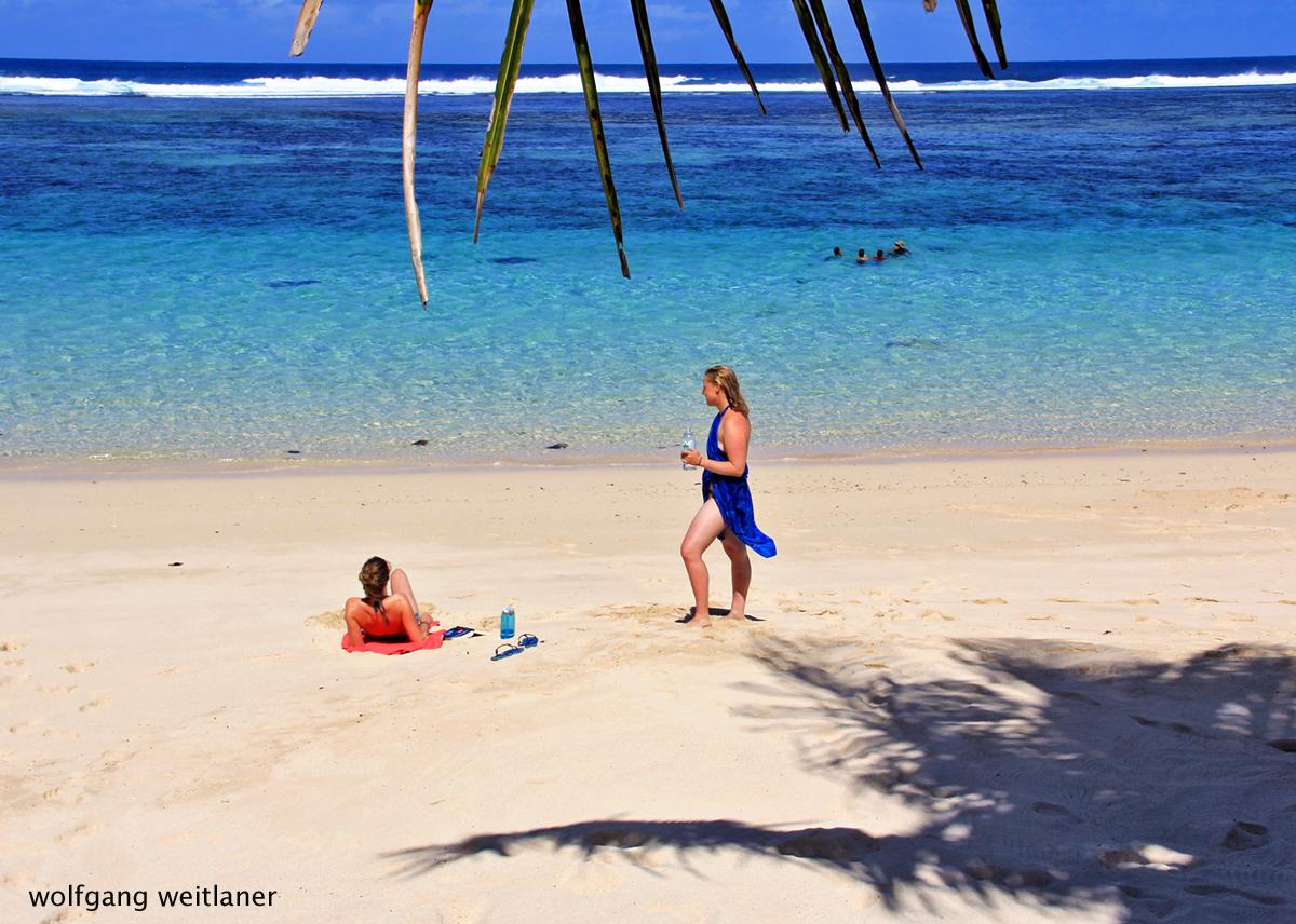Lalomanu Beach Upolu, Samoa
