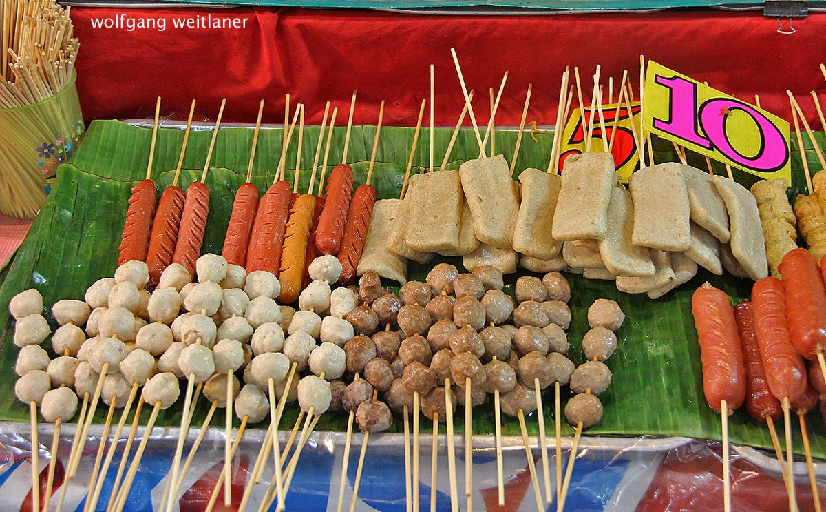 Speisschen Thailand