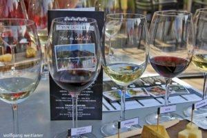 Wein und Käse, Klaasvoogds, Robertson, Western Cape, Südafrika