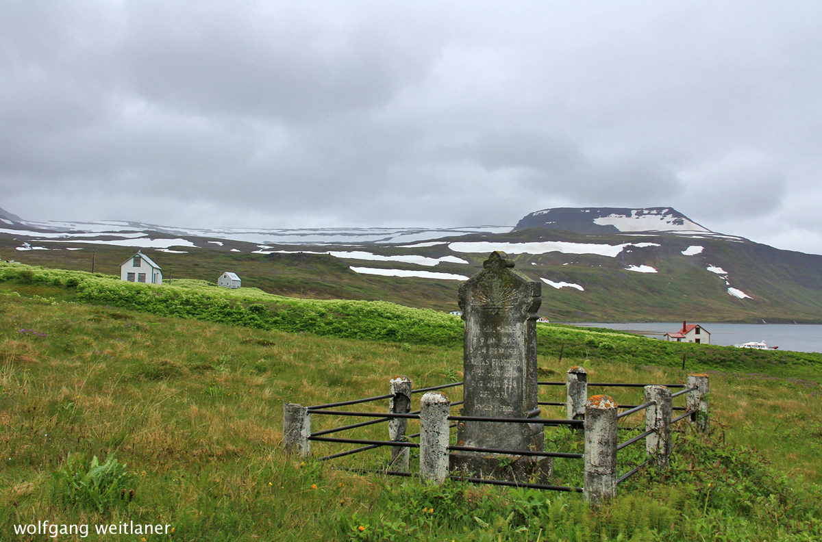 Hesteyri - Westfjorde -Island