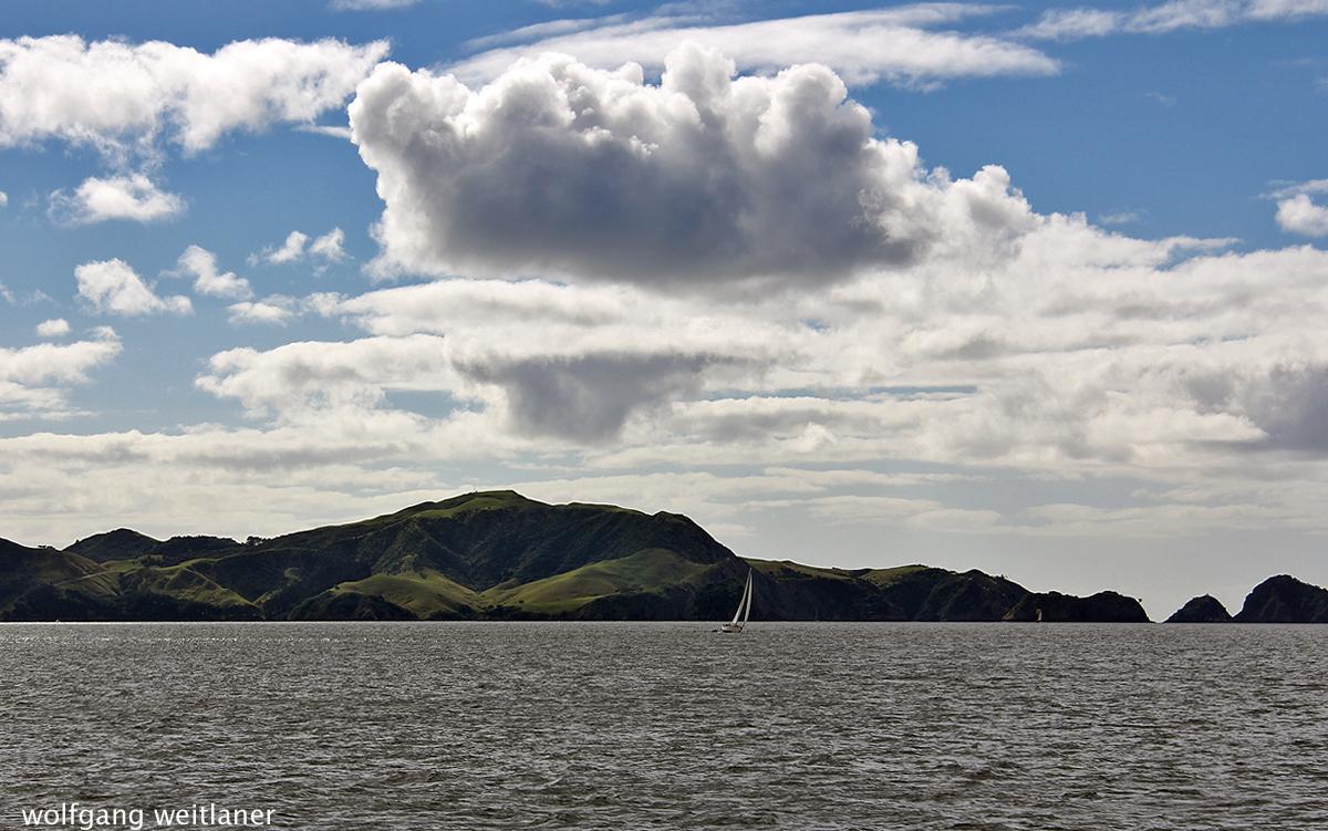 Bay of Islands - Neuseeland