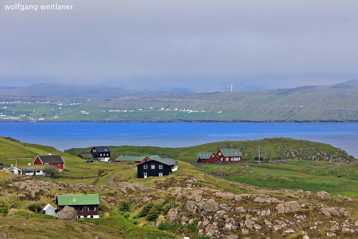 Outside Tórshavn, Färöer Inseln