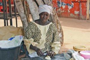 Kleiner Laden, Serrekunda, Gambia, Westafrika