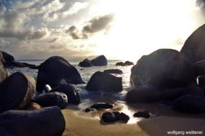 The Baths, Virgin Gorda, British Virgin Islands, Karibik