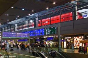Hauptbahnhof Wien, Wien