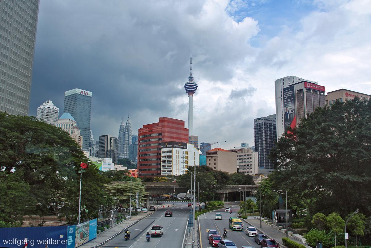 Skyline Kuala Lumpur, Kuala Lumpur, Malaysia