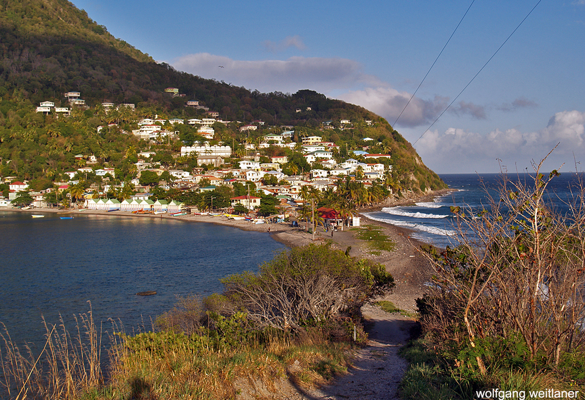 Soufriere Dominica
