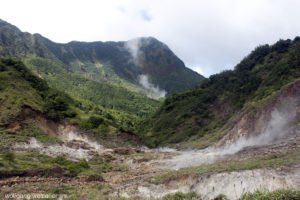 Valley of Desolation, Morne Trois Pitons National Park, Dominica, Karibik