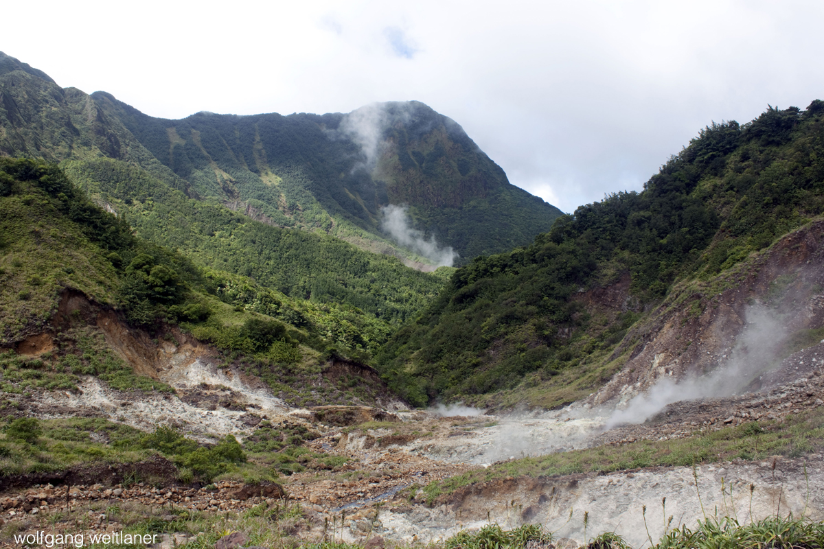 Valley of Desolation - Dominica