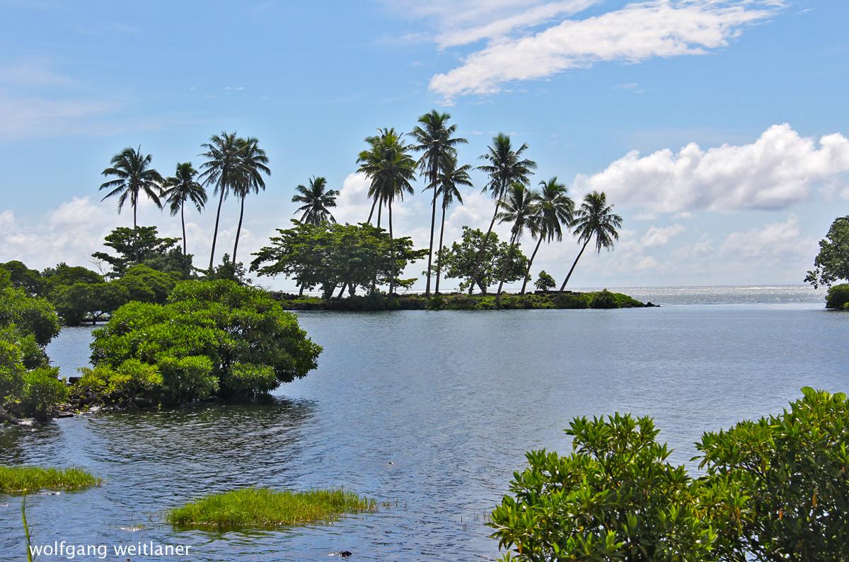 Savaii Lagune