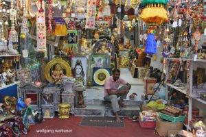 Souvenirshop Georgetown Penang, Malaysia