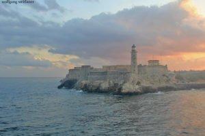 Castillo de los Tres Reyes del Morro, Havanna, Kuba