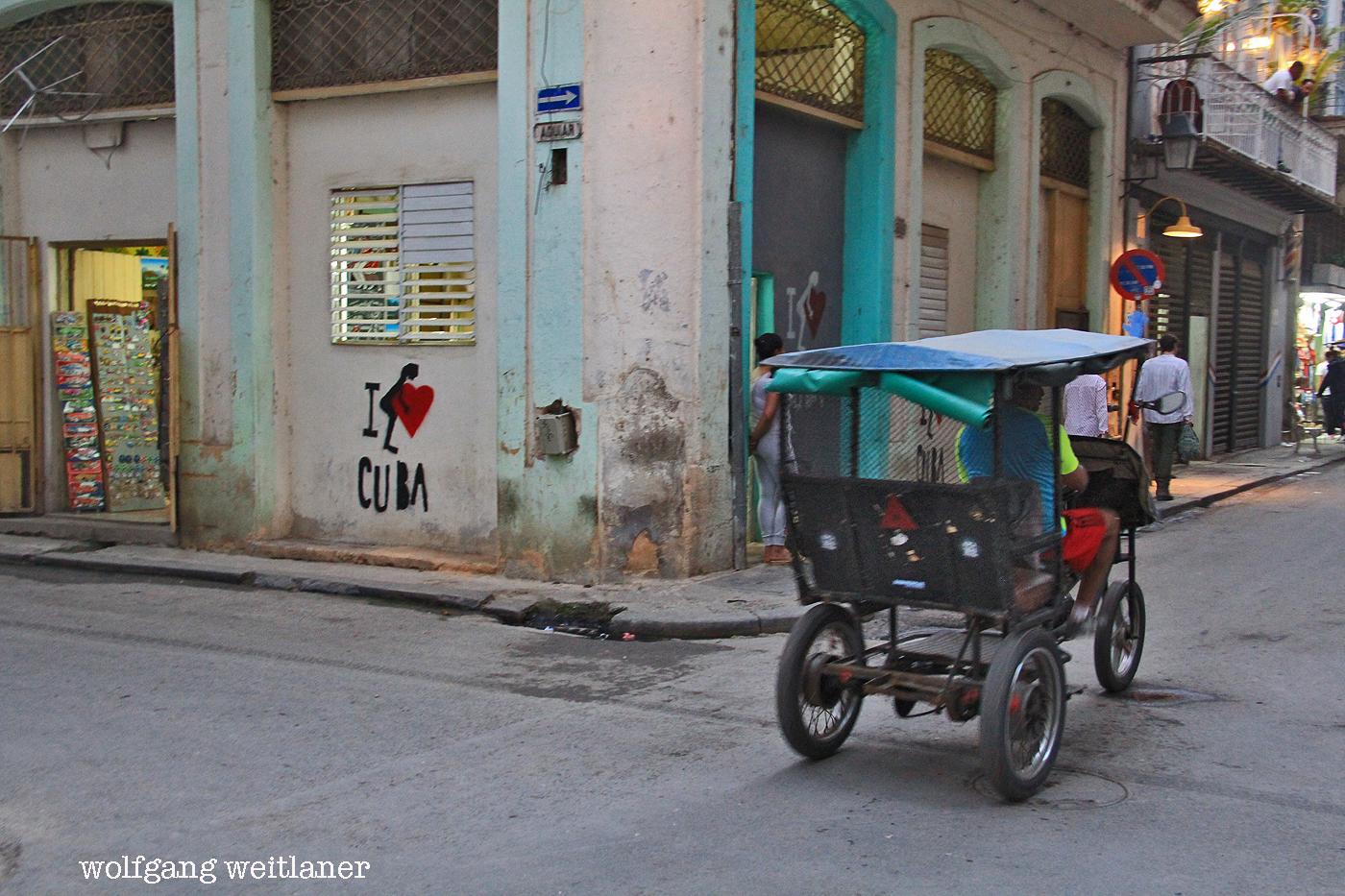 Havanna, Altstadt, Street-Art