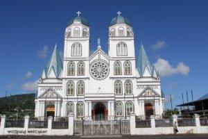 Kathedrale der unbefleckten Empfängnis, Bistum Apia, Apia, Samoa