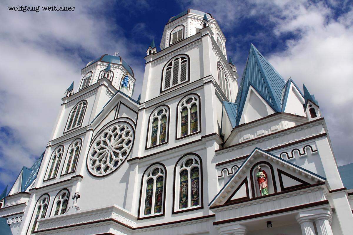 Kathedrale Apia, Samoa