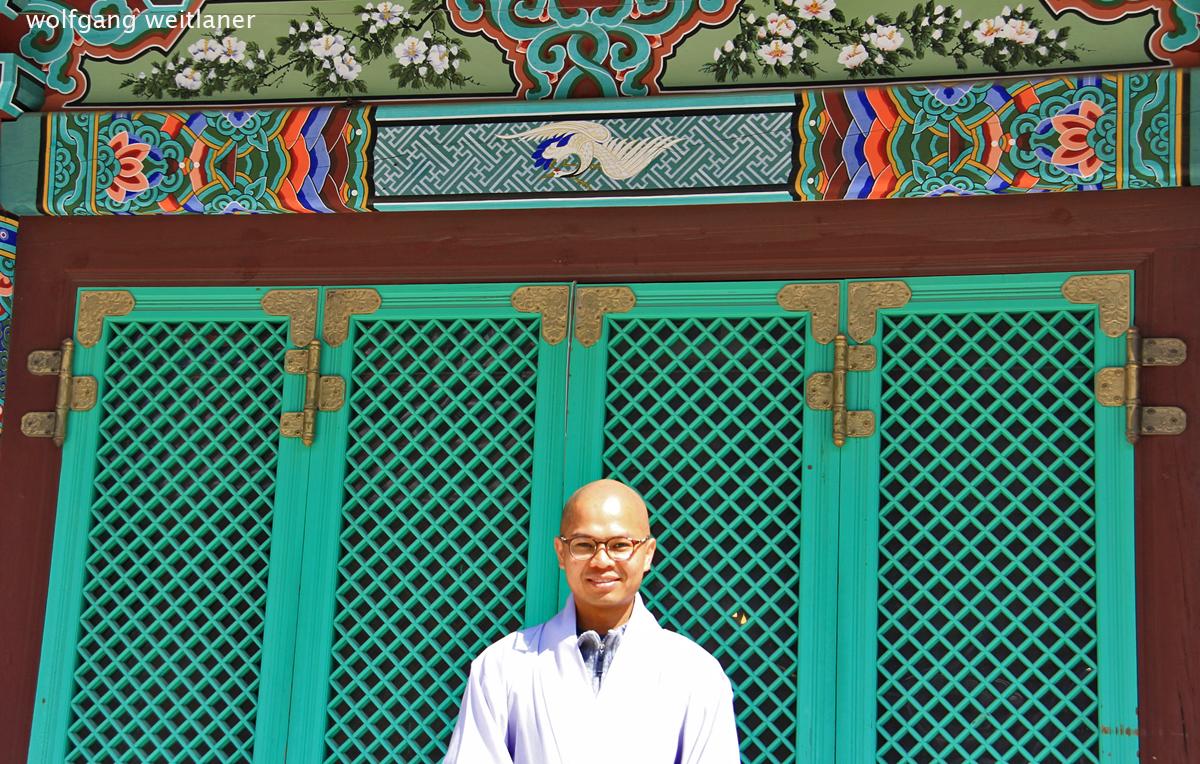 Woljeongsa Tempel