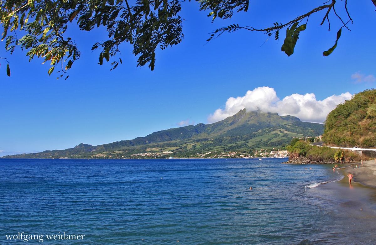 Mt Pelee - Martinique