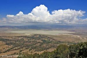 Ngorongoro-Krater, Ngorongoro Conservation Area, Tansania