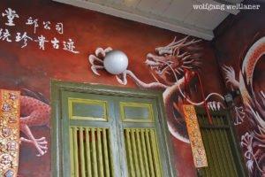Street-Art, Georgetown, Penang, Malaysia