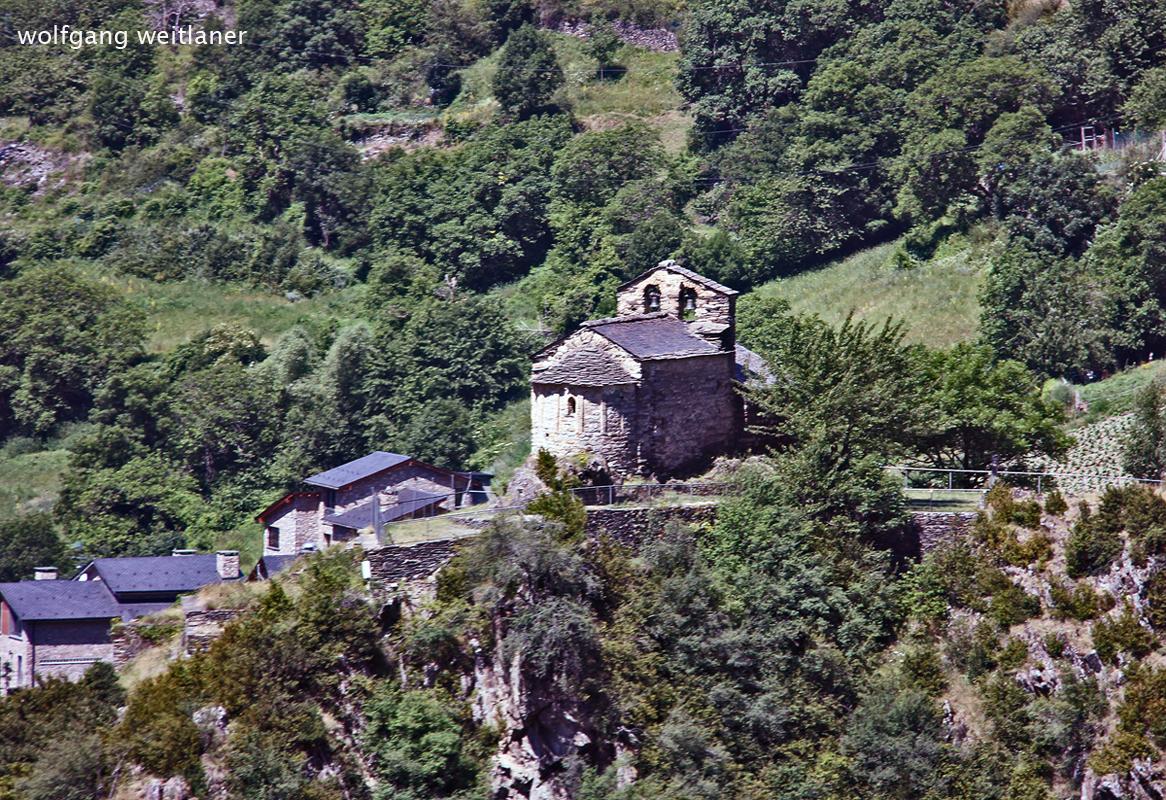 Sant Roma de los Bons - Andorra