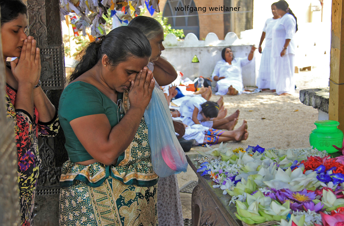 Zahntempel Kandy - Sri Lanka