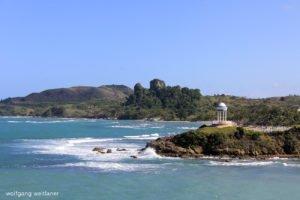 Küste nahe Puerto Plata, Dominikanische Republik