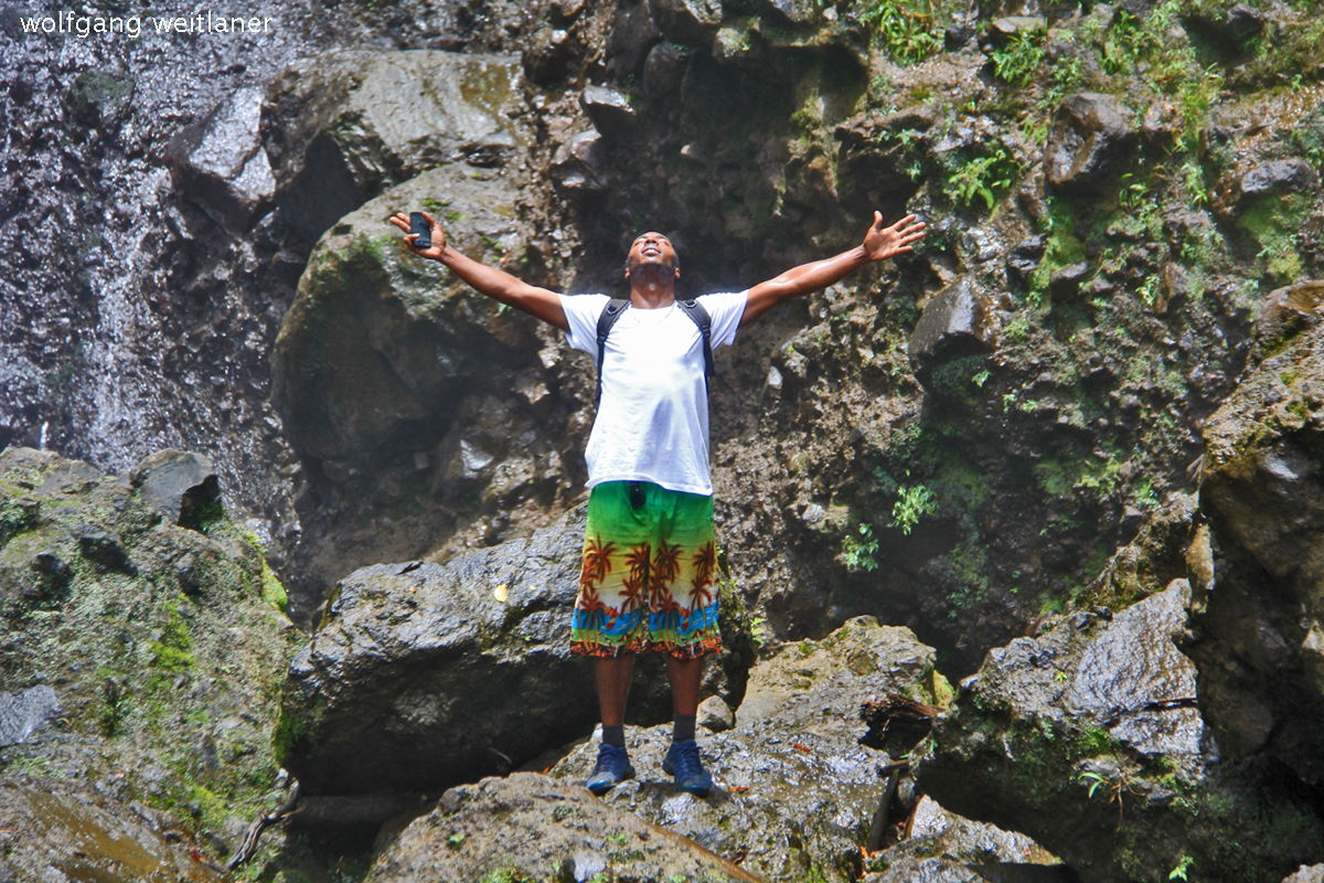 Marvin, Guide Dominica
