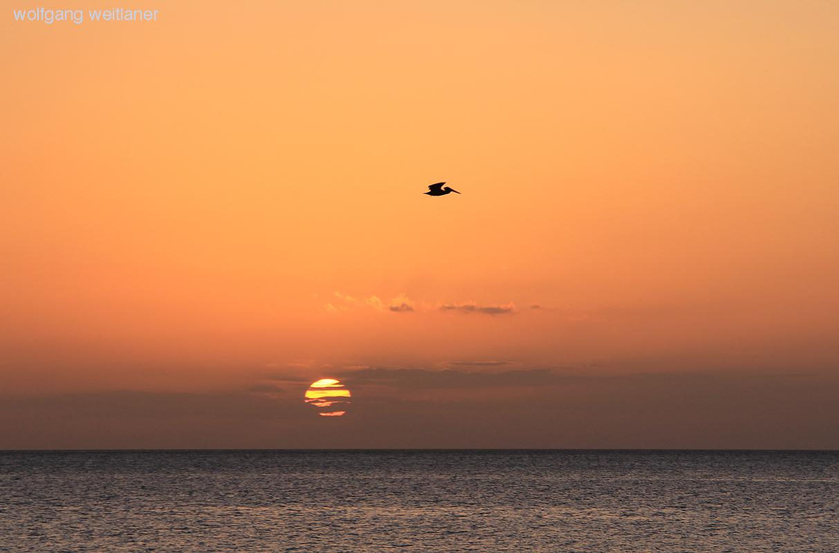 Sonnenuntergang Dominica