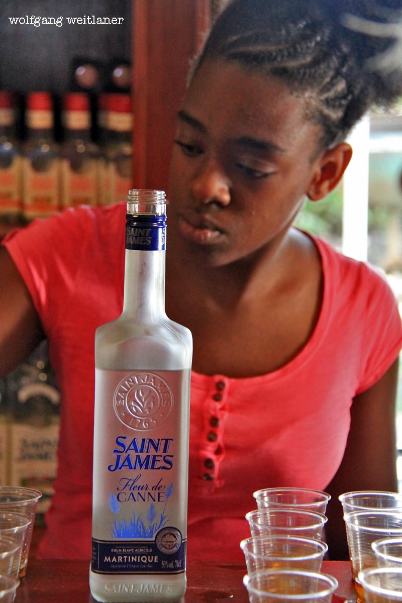 St James Destillerie - Martinique