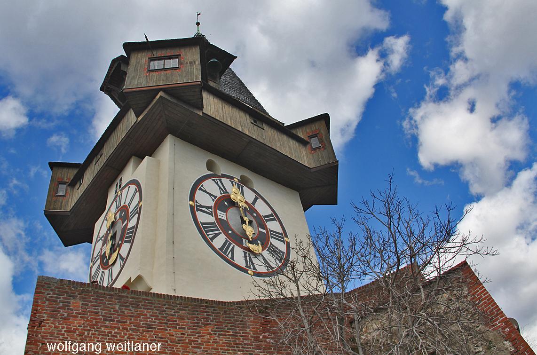 Uhrturm - Schlossberg -Graz