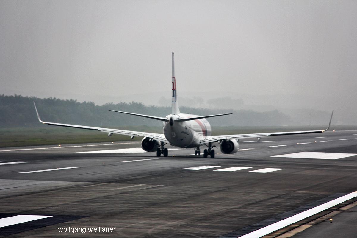 Kuala Lumpur Airport, Start