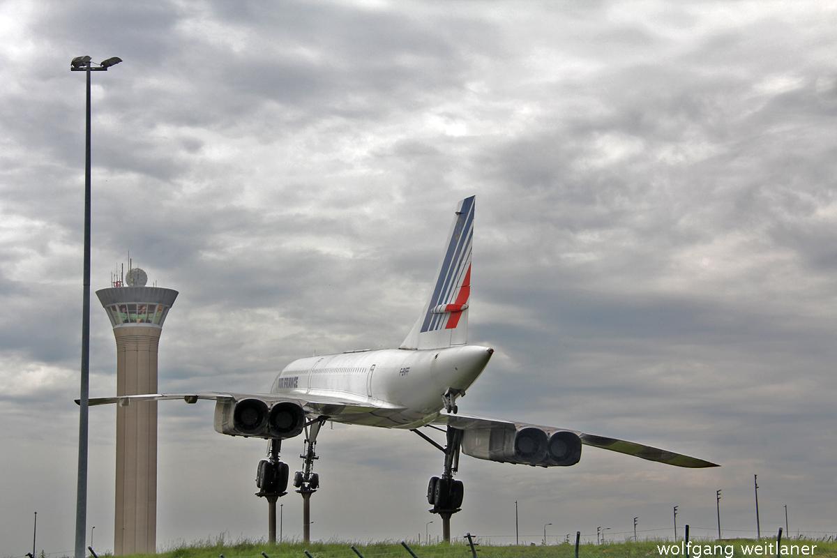 CDG - Paris Concorde