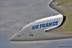 Concorde, Aeroport Charles-De-Gaulle, Roissy, Frankreich