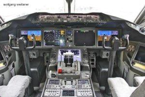 Portrait Dreamliner, Qatar Airways, Flughafen Wien