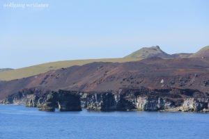 Leuchtturm von Heimaey, Westmännerinseln, Island