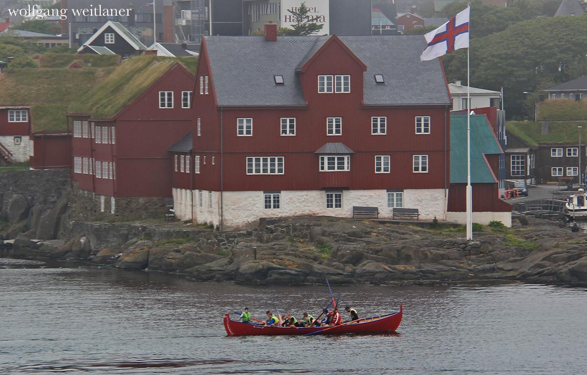 Ruderer Färöer