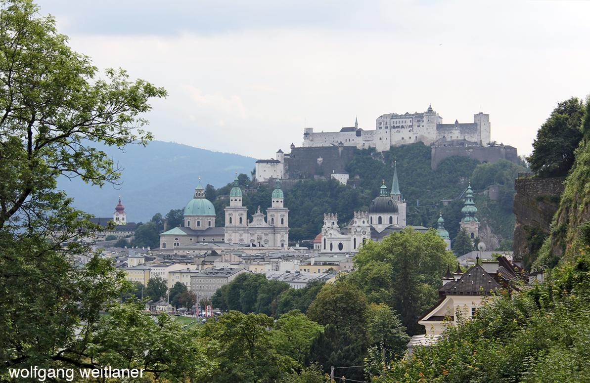 Festung Hohensalzburg, Mülln, Salzburg