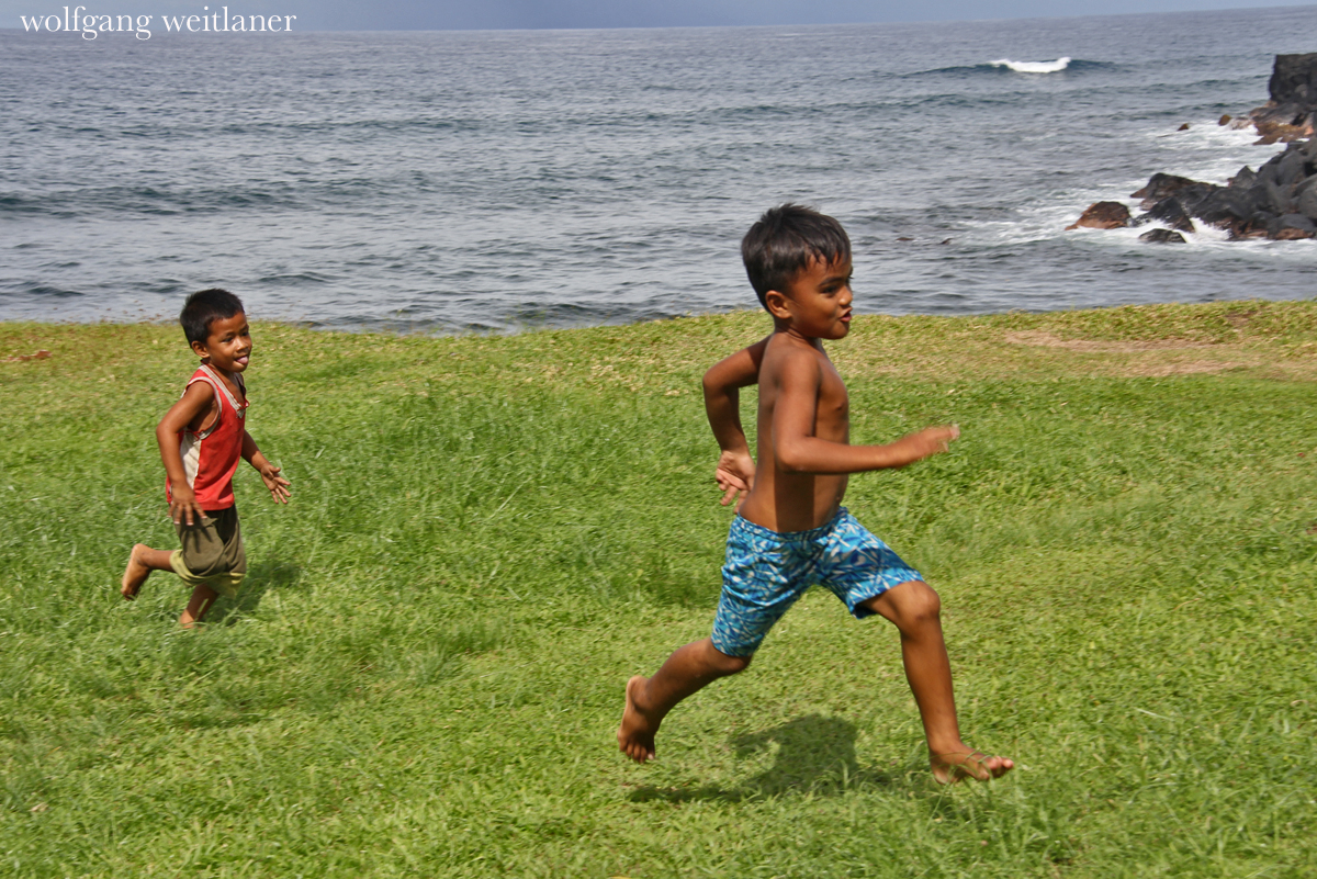 Samoa Kinder