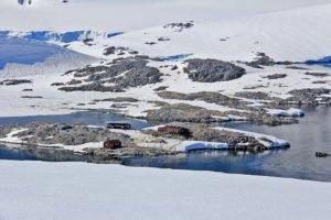 Post-Besuch: Im Antarktis-Postamt von Port Lockroy
