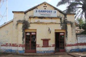 """Postgeschichte Gambia: An der """"Smiling Coast Westafrikas"""""""